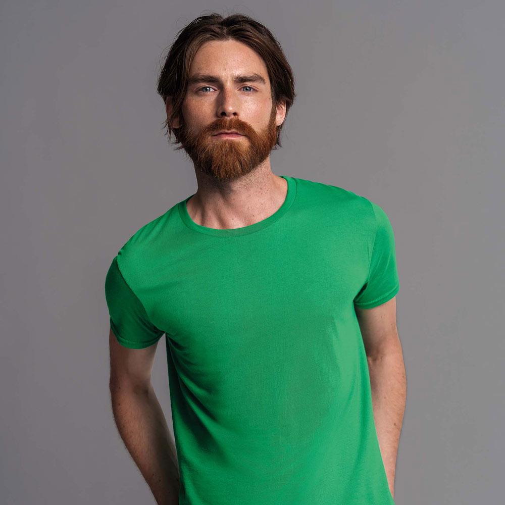 maglietta personalizzata Fruit of the Loom Iconic uomo